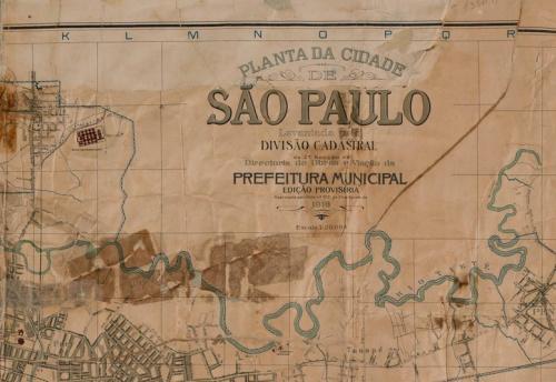 mapa 1916